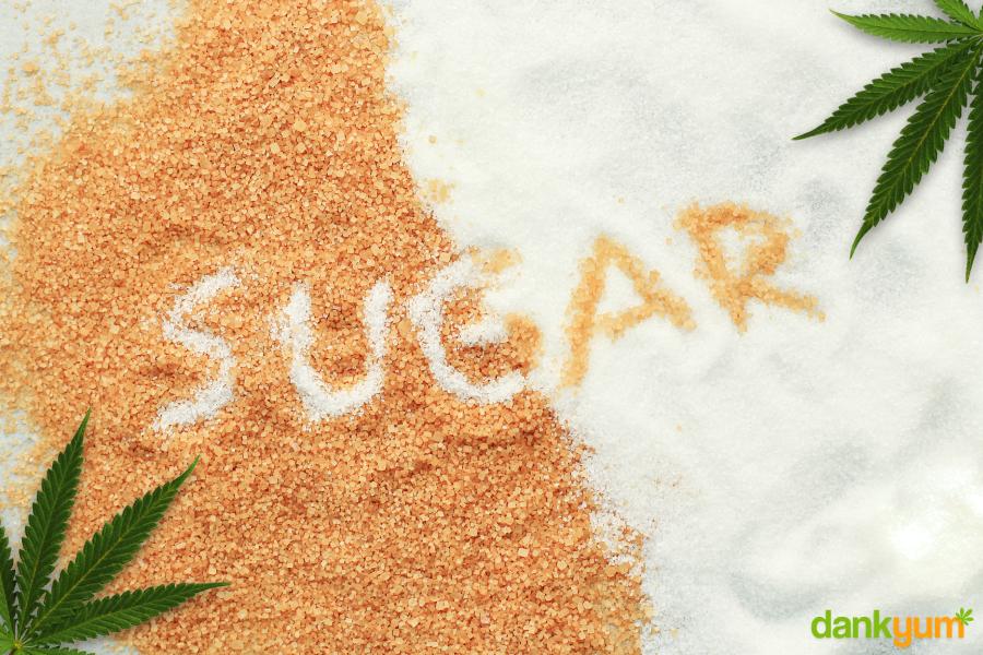Cannabis Infused Sugar Recipe