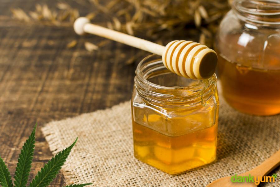 cannabis honey recipe