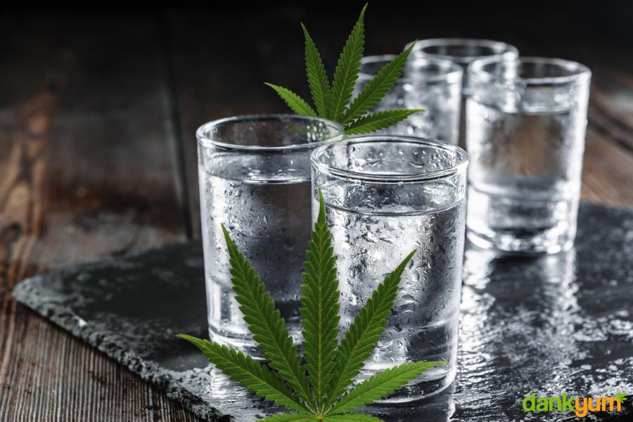 Weed Vodka