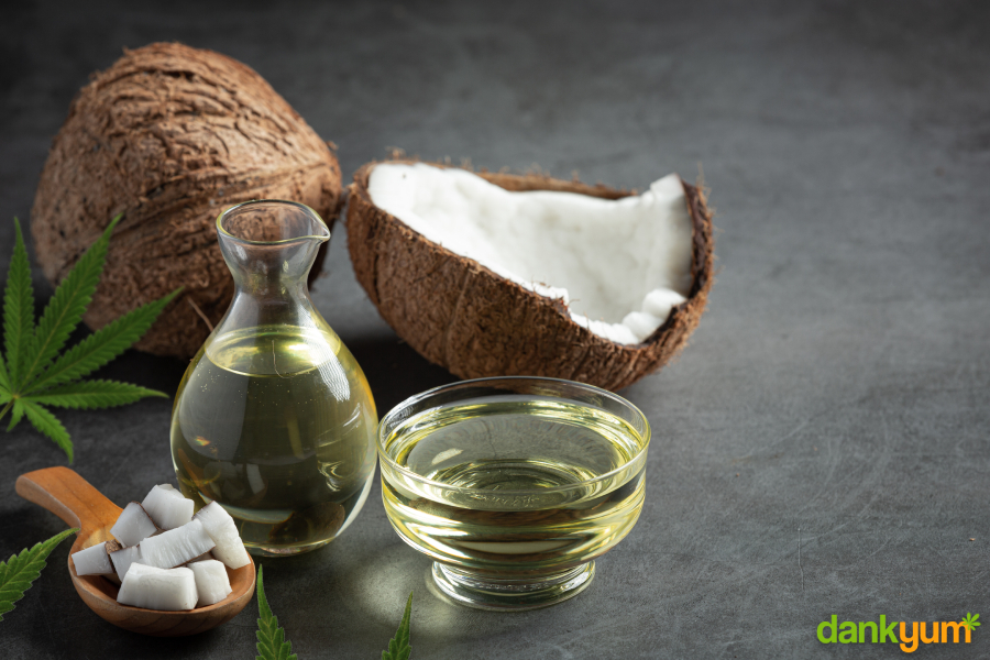 make cannabis infused coconut oil at home easily